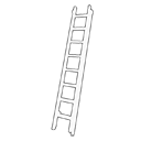 icoon ladder